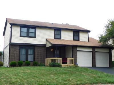 Reynoldsburg OH Single Family Home For Sale: $179,900