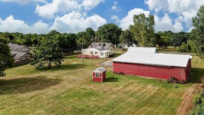 Single Family Home For Sale: 14588 Payne Road