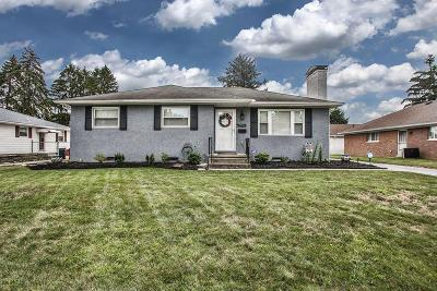 Grove City OH Single Family Home For Sale: $195,000