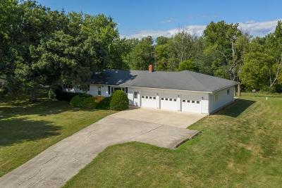 Delaware County, Franklin County, Union County Single Family Home For Sale: 14800 Middleburg Plain City Road