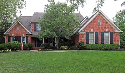 Single Family Home For Sale: 8252 Millhouse Lane