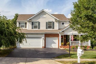 Westerville Single Family Home For Sale: 5147 Sierra Drive