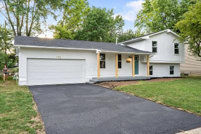 Westerville Single Family Home For Sale: 755 Granby Place W