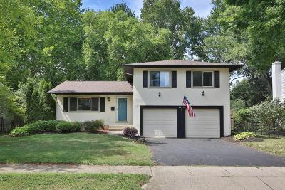 Worthington Single Family Home For Sale: 6805 Bowerman Street W