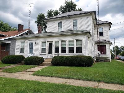 Fredericktown Single Family Home For Sale: 44 S Main Street