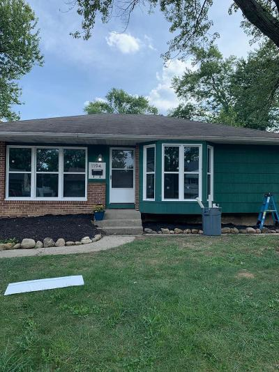 Franklin County, Delaware County, Fairfield County, Hocking County, Licking County, Madison County, Morrow County, Perry County, Pickaway County, Union County Single Family Home For Sale: 1194 Manfeld Drive