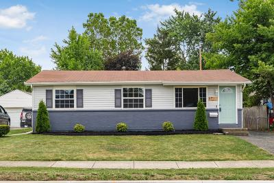 Grove City Single Family Home For Sale: 2881 Addison Drive