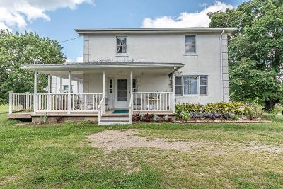 Centerburg Single Family Home For Sale: 80 Township Road 16