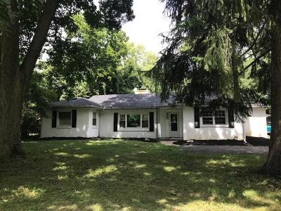 Blacklick Single Family Home For Sale: 6260 Taylor Road