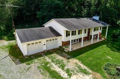 Sugar Grove Single Family Home For Sale: 5124 Sugar Grove Road SE
