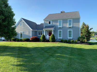 Thornville Single Family Home For Sale: 9900 Osprey Court