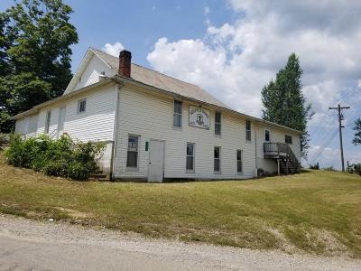 Morgan County Single Family Home For Sale: 1845 E Hooppole Ridge Road NE