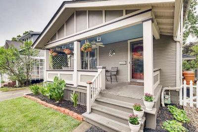 Westerville Single Family Home For Sale: 144 E Broadway Avenue