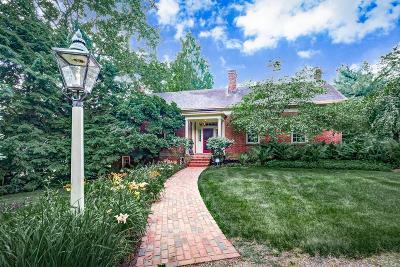 Pleasantville Single Family Home For Sale: 2865 Leitnaker Road NE