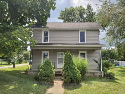 Frazeysburg Single Family Home For Sale: 29 George Nethers Lane
