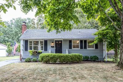 Upper Arlington Single Family Home For Sale: 3250 Mountview Road