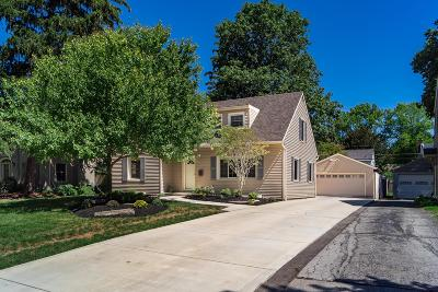 Columbus Single Family Home For Sale: 2728 Coventry Road