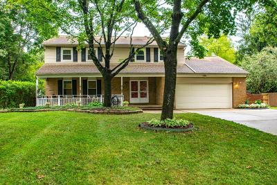 Reynoldsburg Single Family Home For Sale: 265 Woodbridge Place
