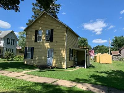 Mount Vernon Single Family Home For Sale: 103 W Walnut Street