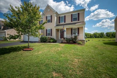 Groveport Single Family Home For Sale: 5642 Shellbark Street