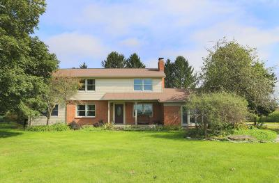 Fredericktown Single Family Home For Sale: 13061 Montgomery Road