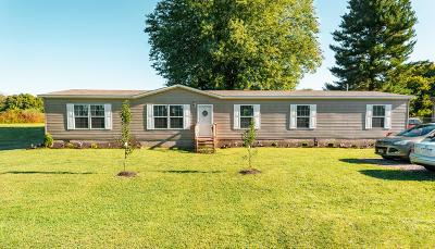 Chillicothe Single Family Home For Sale: 593 Anderson Station Road