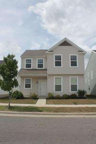 Dublin Single Family Home For Sale: 5627 Ellis Brook Drive
