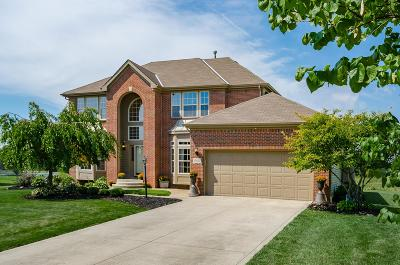 Pickerington Single Family Home For Sale: 13621 Mottlestone Drive