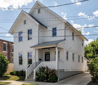 Columbus Single Family Home For Sale: 955 N 6th Street