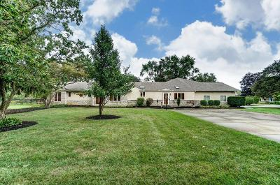 Upper Arlington Single Family Home For Sale: 3781 Rushmore Drive