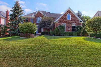 Hilliard Single Family Home For Sale: 5844 Heritage Lakes Drive