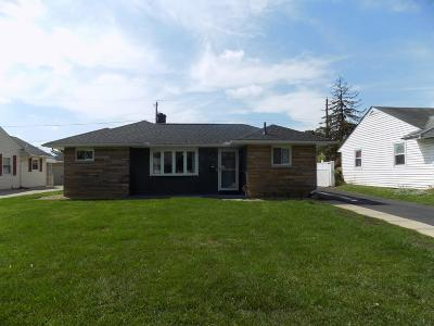 Single Family Home Pending Finance And Insp: 2781 Saint Joseph Avenue
