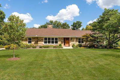 Upper Arlington Single Family Home For Sale: 2526 Brixton Road