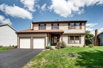Westerville Single Family Home For Sale: 1164 Lori Lane
