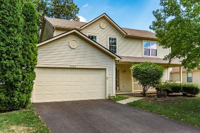 Grove City Single Family Home For Sale: 5422 Forest Glen Drive