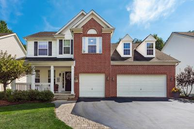 New Albany Single Family Home For Sale: 6457 Summers Nook Drive