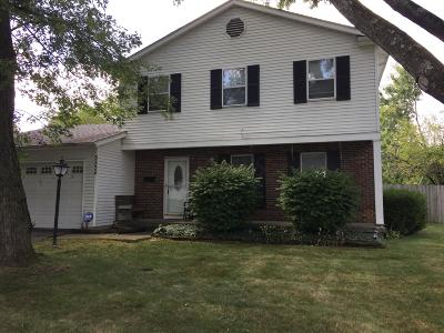 Single Family Home For Sale: 5535 Maple Canyon Avenue