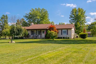 Grove City Single Family Home For Sale: 6965 Gay Road