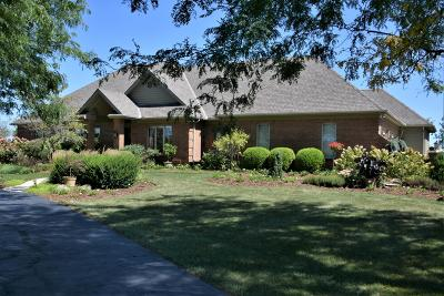 Hilliard Single Family Home For Sale: 3064 Amity Road