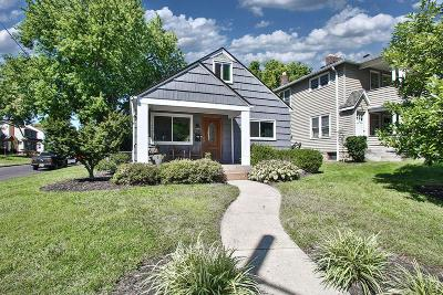 Single Family Home For Sale: 1391 Meadow Road