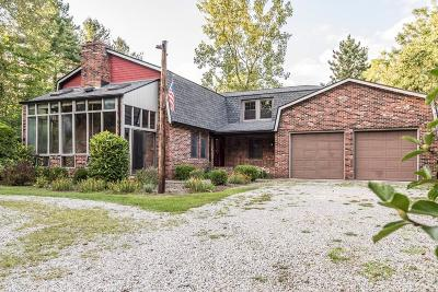 Johnstown Single Family Home For Sale: 5822 Clover Valley Road