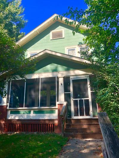 Single Family Home For Sale: 895 Oxley Road