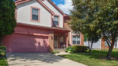 Reynoldsburg Single Family Home For Sale: 7200 Bennell Drive
