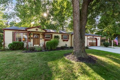 Westerville Single Family Home For Sale: 310 Mohawk Avenue