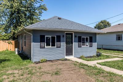 Buckeye Lake Single Family Home For Sale: 117 Seymour Avenue