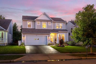 Blacklick Single Family Home For Sale: 8511 Haleigh Woods Drive