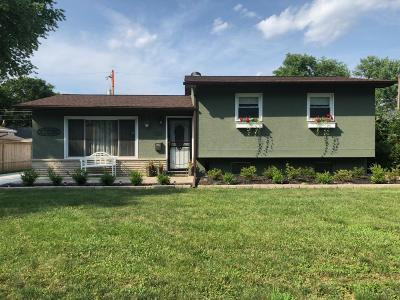 Hilliard Single Family Home For Sale: 5126 Bigelow Drive