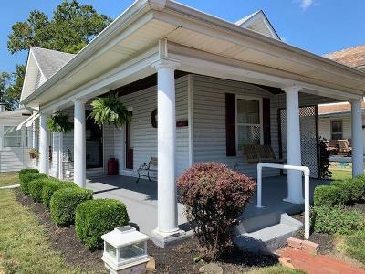 Newark Single Family Home For Sale: 19 Wing Street