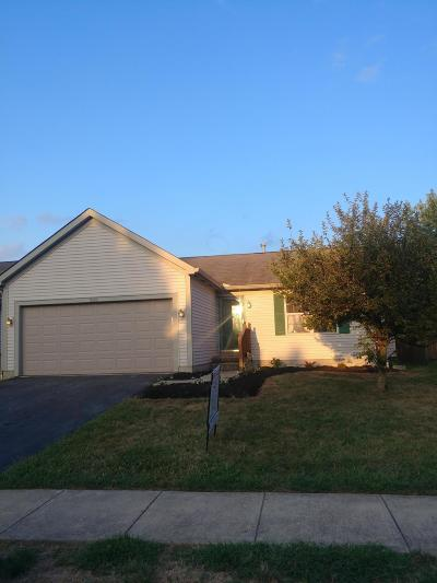 Gahanna Single Family Home For Sale: 3166 Berkley Point Drive