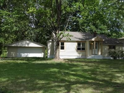 Reynoldsburg Single Family Home For Sale: 14760 E Broad Street